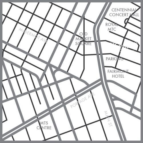 The Mitchell Block Map
